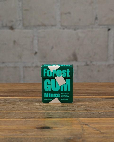 Forest Gum Kaugummi Minze