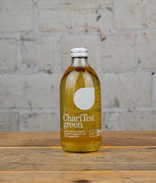 Lemonaid Beverages ChariTea green