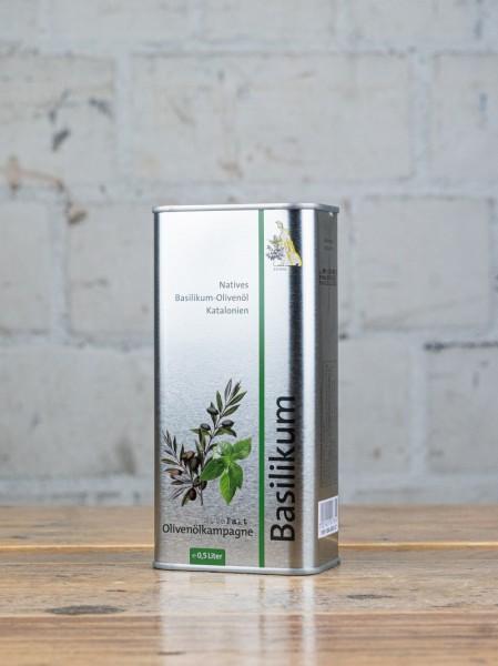 arteFakt Basilikum-Olivenöl