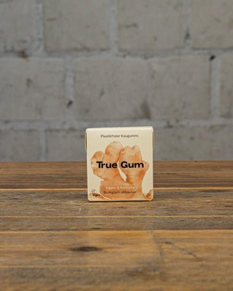 True Gum Ingwer & Kurkuma