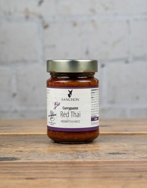Sanchon Currypaste Red Thai