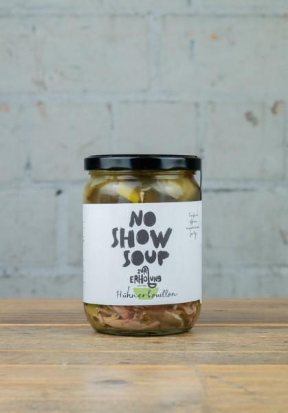 No Show Soup Hühnerbouillon