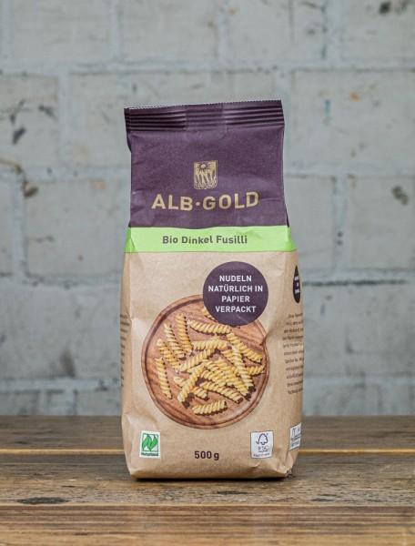 Alb-Gold Bio Dinkel Fusilli