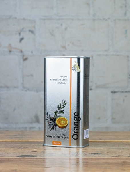arte Fakt Natives Orangen-Olivenöl