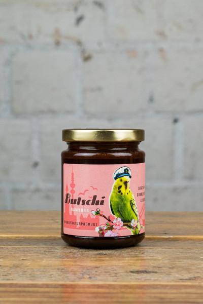 Schokovida Butschi Akazienhonig mit dunkler Schokolade & Tonkabohne