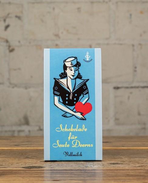 Schokovida Schokolade für Seute Deerns Vollmilch