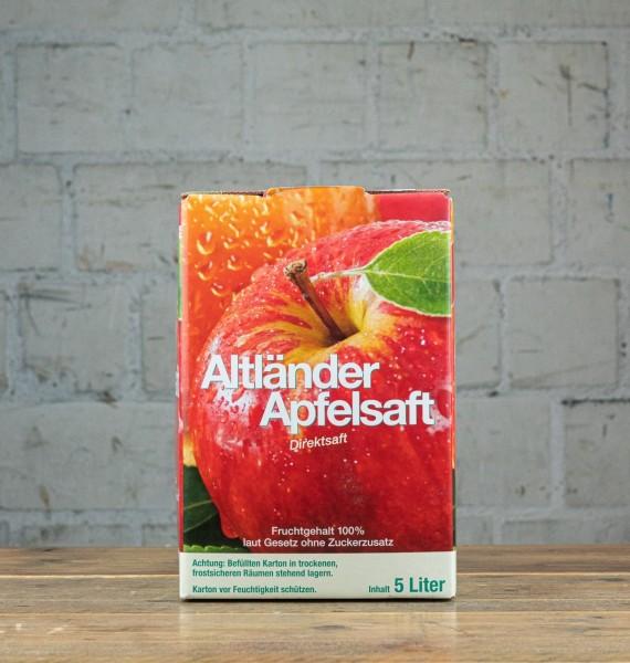 Obsthof Matthies Altländer Apfelsaft Elstar