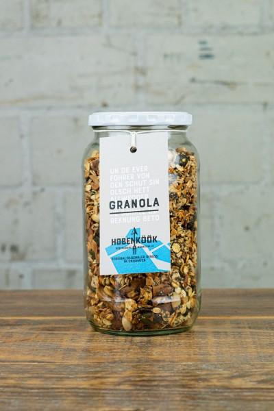 Hobenköök Granola