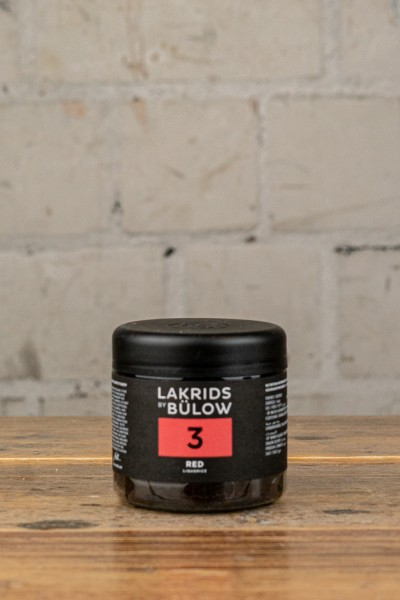 Lakrids by Bülow No.3 Red