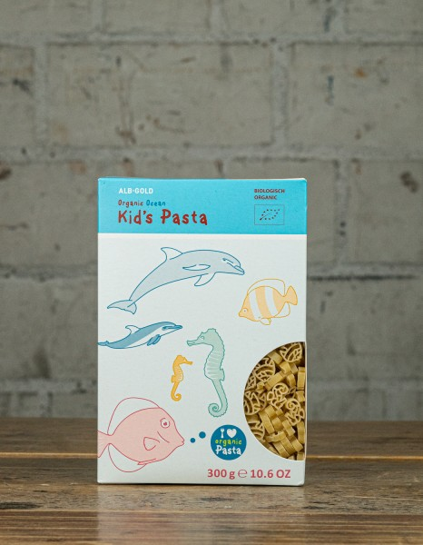 "Alb-Gold Kid's Pasta ""Organic Ocean"""
