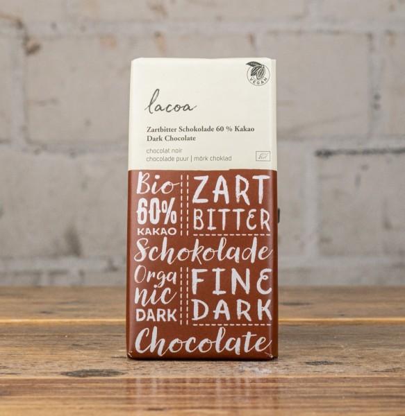 Lacoa Zartbitterschokolade