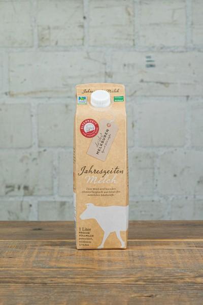 DeÖko Melkburen Jahreszeiten Milch