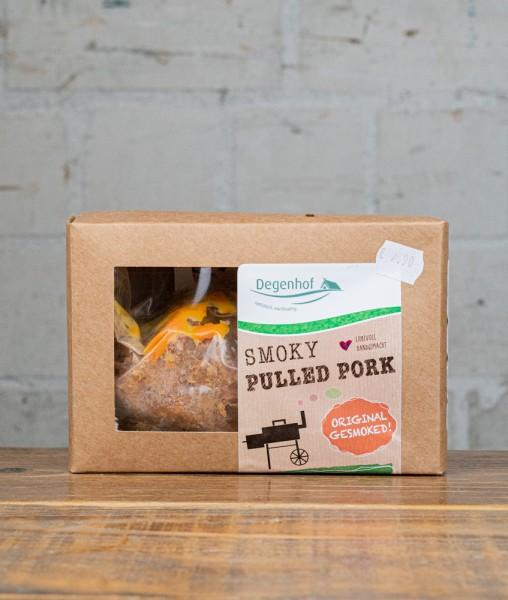 Degenhof Smoky Pulled Pork