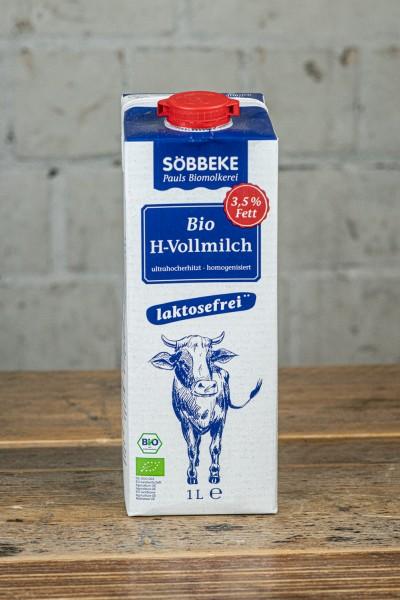 Söbbeke Bio H-Vollmilch laktosefrei