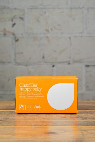 ChariTea happy belly Doppelkammerbeutel 20 x 2g