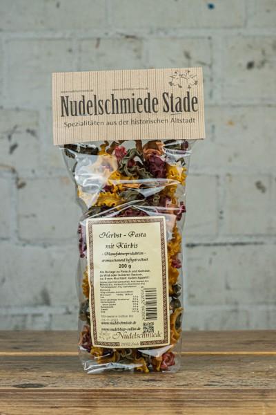 Nudelschmiede Herbstpasta mit Kürbis