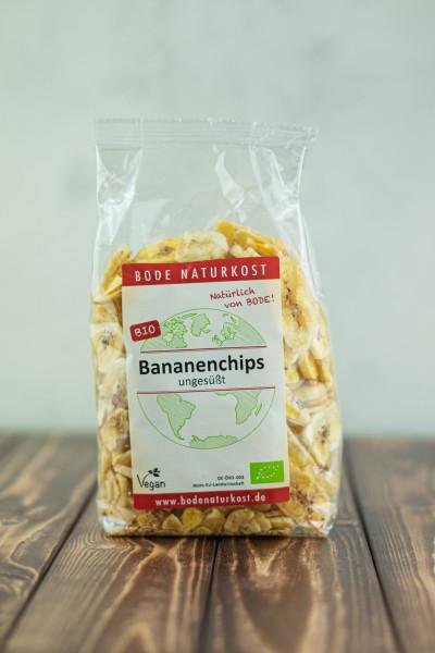Bode Naturkost Bananenchips
