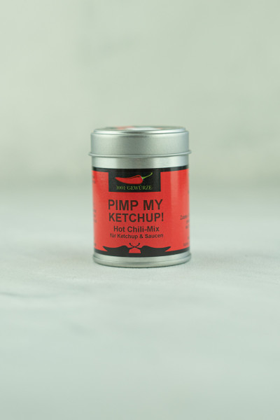 1001 Gewürze Pimp my Ketchup! - Hot Chili Mix