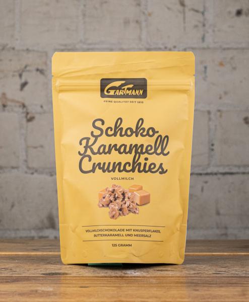 Gartmann Schoko Karamell Crunchies Vollmilch