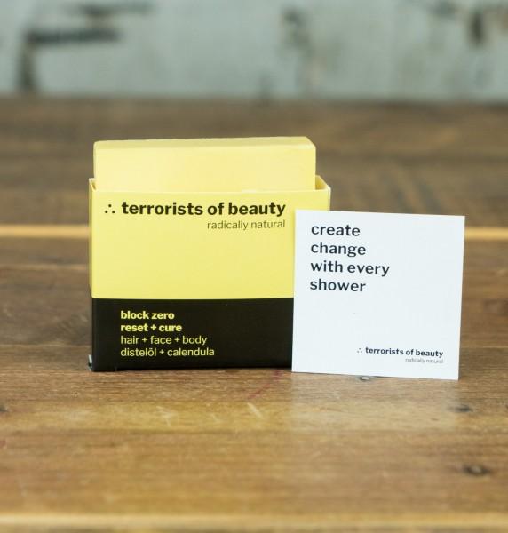 Terrorists Of Beauty Blockseife Zero reset + cure