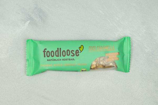 Foodloose Riegel Coco Caramella
