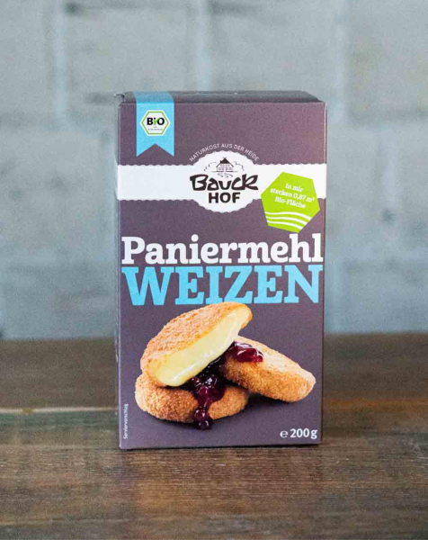 Bauckhof Paniermehl Weizen