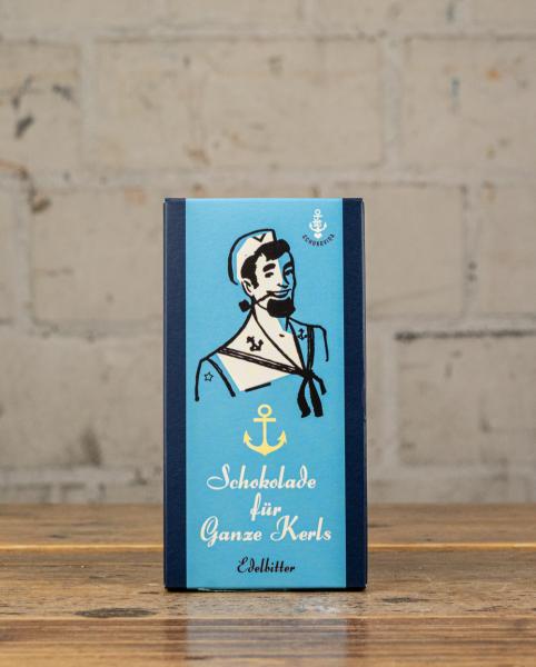 Schokovida Schokolade für Ganze Kerls Edelbitter