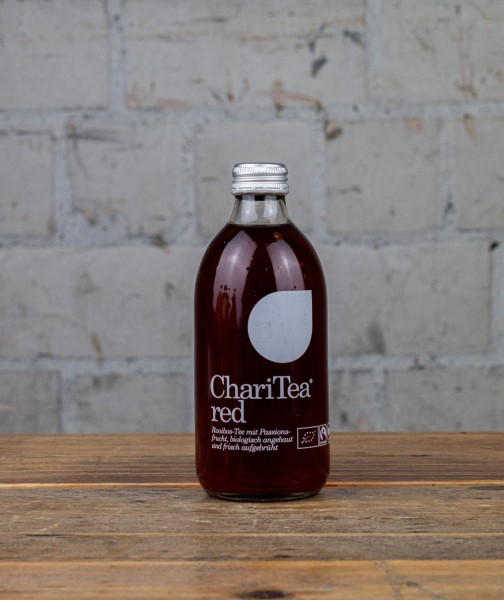 Lemonaid Beverages ChariTea red