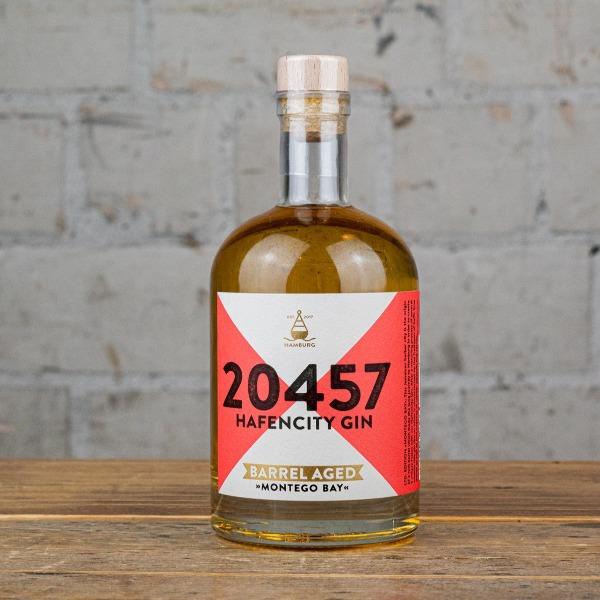 Hafencity Gin 20457 Barrel Aged - Montego Bay
