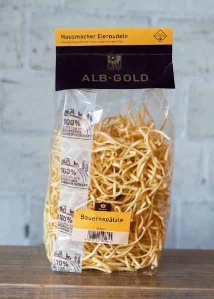 Alb-Gold Bauernspätzle