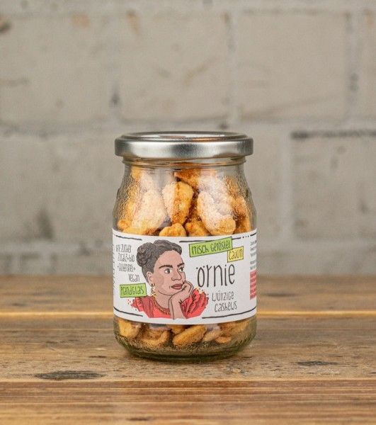 GUTDING Örnie – Cajun-Style Cashews