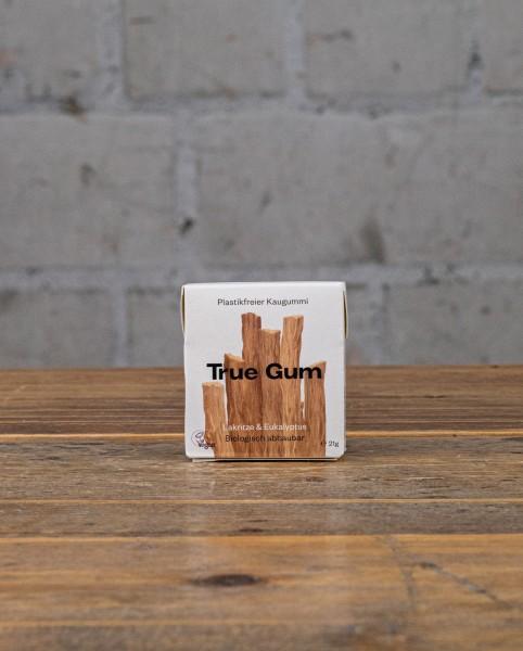 True Gum Lakritz & Eukalyptus