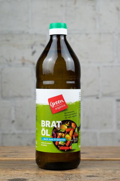 green organics Bratöl