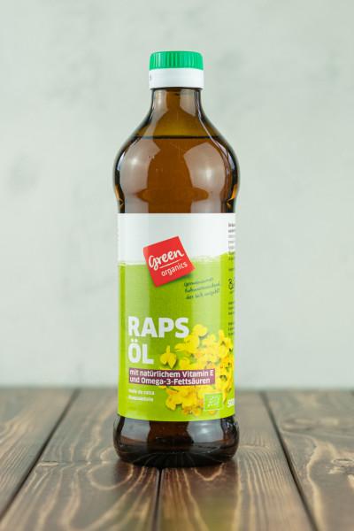green organics Rapsöl