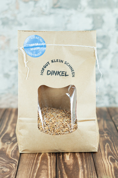 Hofgut Klein Schneen Reis aus Dinkel