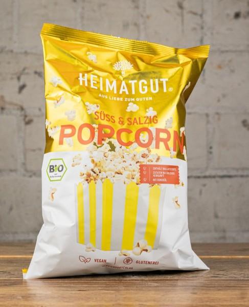 Heimatgut Popcorn Süss & Salzig