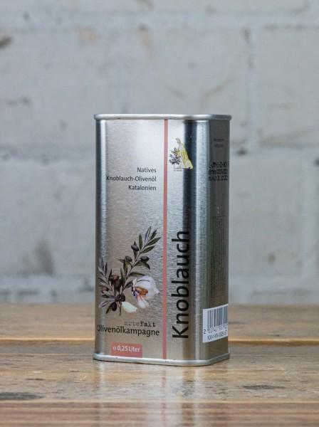 arteFakt Natives Knoblauch-Olivenöl