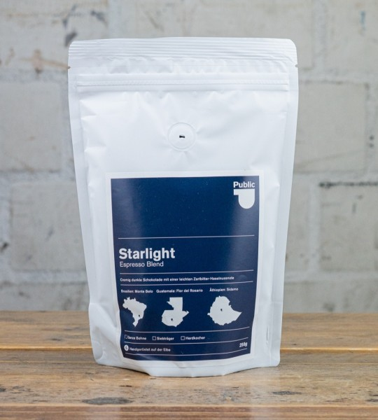 Public Coffee Roasters Starlight Espresso Blend
