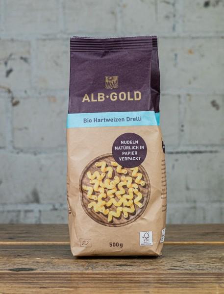 Alb-Gold Bio Hartweizen Drelli