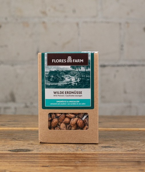 Flores Farm Wilde Erdnüsse
