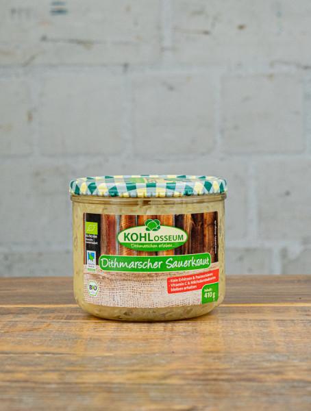 KOHLosseum Dithmarscher Sauerkraut