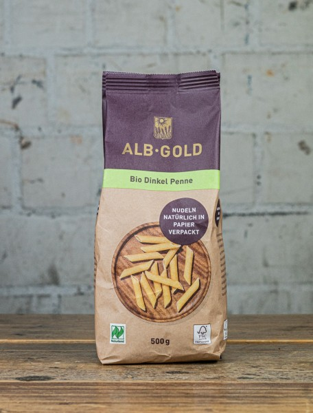 Alb-Gold Bio Dinkel Penne