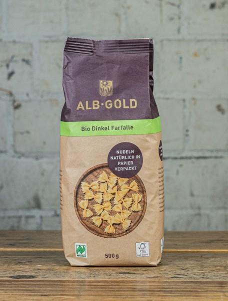 Alb-Gold Bio Dinkel Farfalle