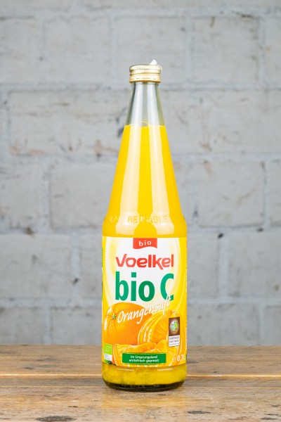 Voelkel Orangensaft - bio C