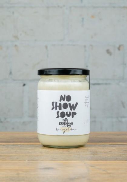 No Show Soup Spargelcrème