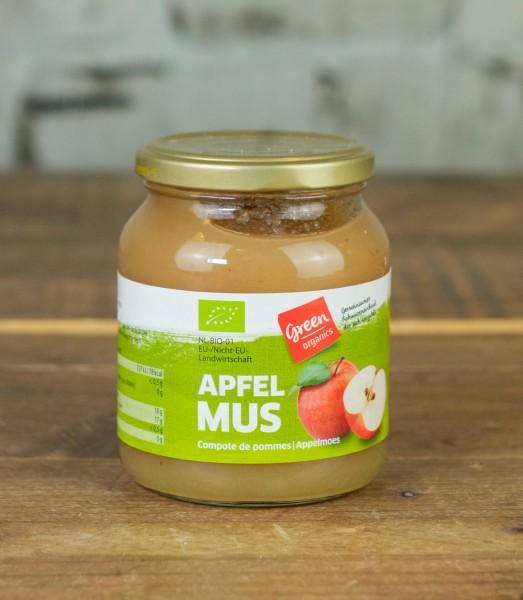 green organics Apfelmus