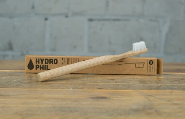 HYDROPHIL Zahnbürste Bambus, weich