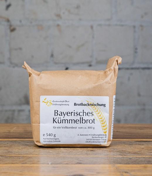 Leidenschaft-Brot Brotbackmischung Bayerisches Kümmelbrot