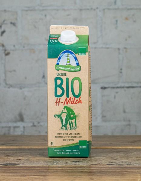Ammerländer Bio H-Milch