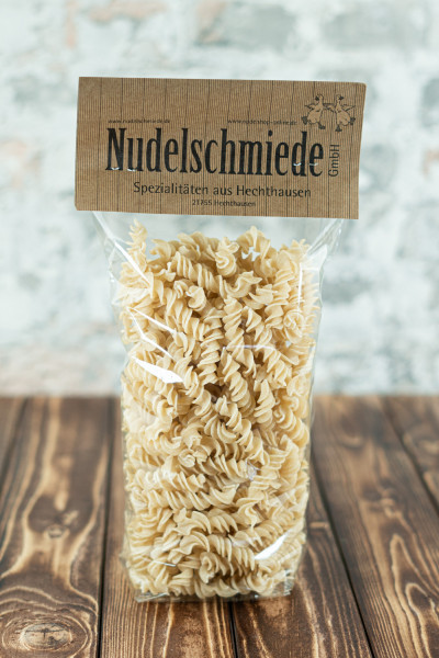 Nudelschmiede Dinkel & Ackerbohne Nudeln